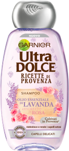 Garnier_UD_Ricette di Provenza_Shampoo