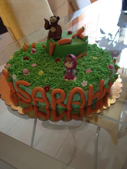 torta masha
