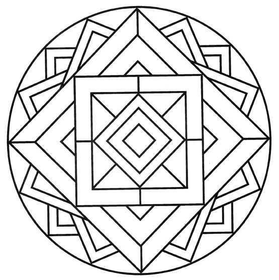 Mandala Disegni Da Colorare Alessandra Stefano